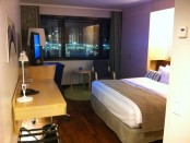 My room at the Hilton Helsinki (Room 240)
