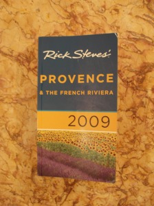 French Riviera guidebook