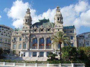 The famed Monte-Carlo Casino