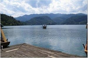 Beautiful Lake Bled (Slovenia)