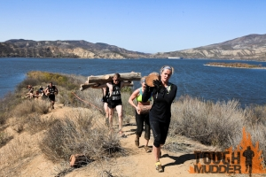"""Hold Your Wood"" obstacle...what is wrong with me? (source, Tough Mudder)"